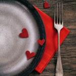 Valentines dinner — Stock Photo #62204803