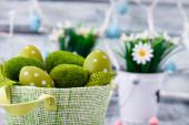 Easter eggs. — Stockfoto