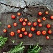 Fresh tomatoes — Stock Photo #70159009