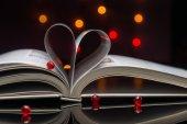 Love reading — Stock Photo