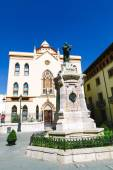 Sagrado Corazon de Jesus Residence in Teruel — Stock Photo