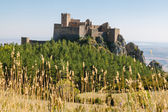 Medieval Castle of Loarre in Huesca — Stock Photo