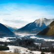 Mountain valley in Tirol, Alps, Austria — Stock Photo #63916023