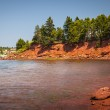 Постер, плакат: Coastline of Prince Edward Island