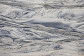 Wet sand background — Stock Photo