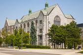 Queen's University Douglas Library building — Stock Photo