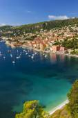View on French Riviera — Stock Photo