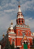 The Church of Ascension. Perm — Stock Photo
