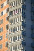 Edifício de apartamento — Foto Stock