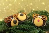 Fresh muffins — Stock Photo