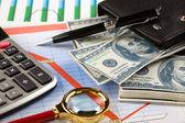 Betriebliches Rechnungswesen — Stockfoto