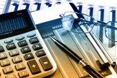 Business accounting — Stockfoto