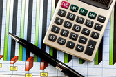 Business accounting — Stockfoto