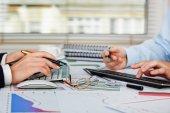 Contabilità aziendale — Foto Stock