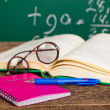 Fall back to school — Stock Photo #75498097