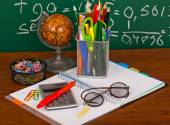 Fall back to school — Foto Stock