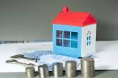 Saving Money for Home — Foto de Stock
