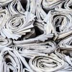 Newspapers — Stock Photo #62634649