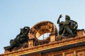 Berlin Anhalter Bahnhof — Stock Photo