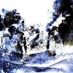 成形的污点的抽象艺术背景 — 图库照片 #56952503