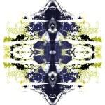 成形的污点的抽象艺术背景 — 图库照片 #56952529