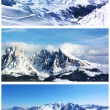 Snowy mountains — Stock Photo #52814809