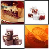 Coleção de doces — Foto Stock
