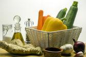 Ingredients-ingwer salad-4 — Foto de Stock