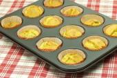Chia-Muffins-1 — Stock Photo