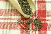 Chia-seeds-6 — Stock Photo