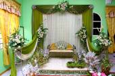 Wedding stage — Stock Photo