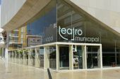 Municipal Theatre  in Torrevieja — Stock Photo
