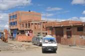 La Paz, Bolivia — Stock fotografie