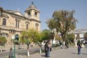 La paz, Bolivya — Stok fotoğraf