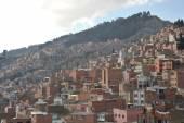 La paz, bolivia — Stockfoto