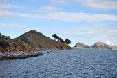 Berg-titicacasee — Stockfoto