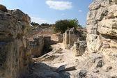 Taurica starożytny grecki aten w pobliżu sewastopolu na krymie. — Zdjęcie stockowe