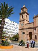 The Church in Torrevieja — Stock fotografie