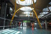 Airport Madrid-Barajas — Stock Photo