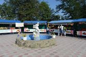 Agricultural fair in Anapa — Stock Photo