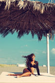 Belleza de verano — Foto de Stock