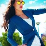 Sunglasses fashion — Stock Photo #75293335