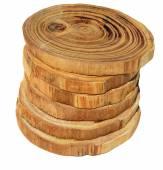 Wood slices — Stock Photo