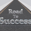 Road To Success — Stock Photo #67180405