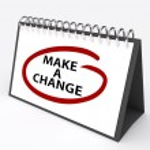 Make a change — Stock Photo #71408403