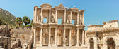 Library of Celsus, Ephesus, Anatolia — Stock Photo