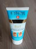 Eveline heel cream — Stock Photo