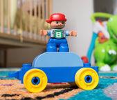Lego Duplo figure — Stock Photo