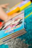 Baby book — Stock Photo
