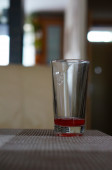 Drink glass — Stock Photo